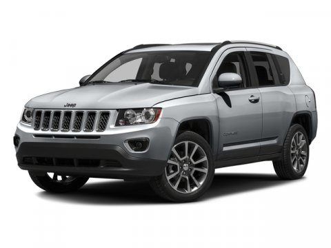 2016 Jeep Compass 75th Anniversary Miles 32033Color Billet Silver Metallic Clearcoat Stock P24