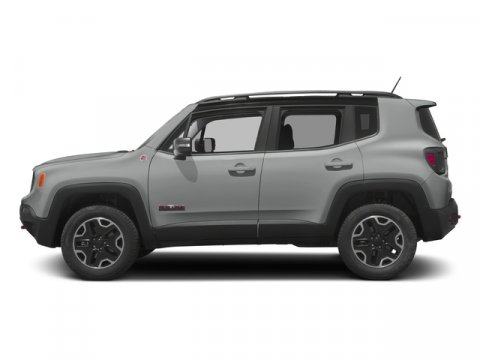2016 Jeep Renegade Trailhawk Miles 55680Color Glacier Metallic Stock 18315A VIN ZACCJBCT9GPD