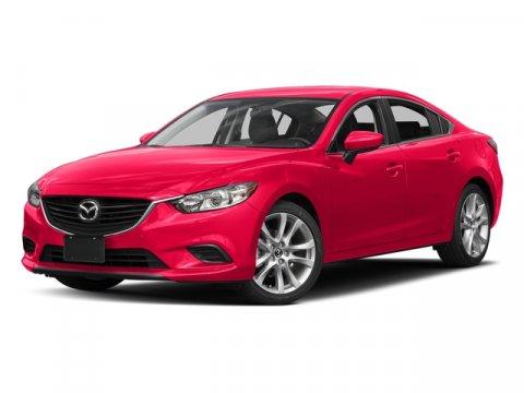 2016 Mazda Mazda6 i Touring Miles 35903Color Soul Red Metallic Stock P2628 VIN JM1GJ1V53G144