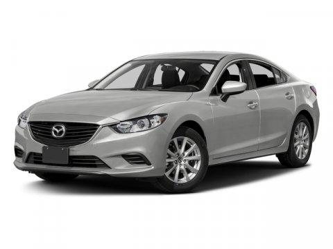 2016 Mazda Mazda6 i Sport Miles 1Color Sonic Silver Metallic Stock U2844 VIN JM1GJ1U54G14066