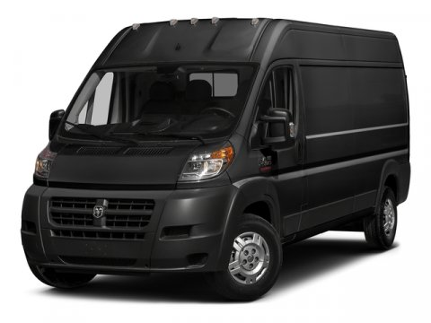 2016 Ram ProMaster Cargo Van 2500 High Roof Tradesman 159-in WB Miles 9176Color Black Clearcoat
