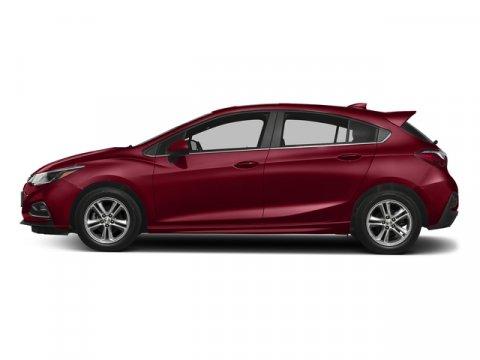 2017 Chevrolet Cruze LT Miles 7133Color Cajun Red Tintcoat Stock H0604R VIN 3G1BE6SM1HS51681