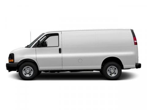 2017 Chevrolet Express Cargo Van  Miles 20Color Summit White Stock FEDEX1 VIN 1GCWGAF16H1325