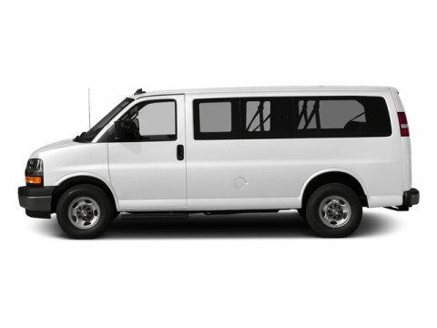 2017 Chevrolet Express Passenger LT Miles 15Color Summit White Stock OASIS1 VIN 1GNZGMFG1H13