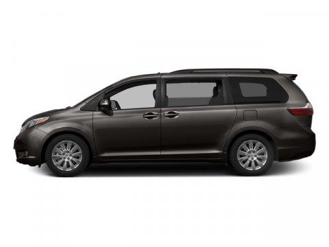 2017 Toyota Sienna Limited Premium Miles 8571Color Predawn Gray Mica Stock T35760 VIN 5TDDZ3