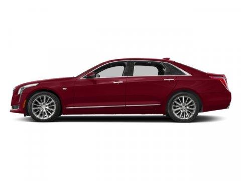 2018 Cadillac CT6 Sedan Premium Luxury AWD Miles 11366Color Red Horizon Tintcoat Stock SP0171