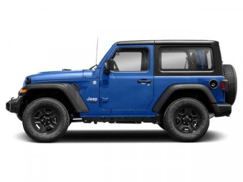2018 Jeep Wrangler Sport S Miles 3Color Ocean Blue Metallic Clearcoat Stock 18-751 VIN 1C4GJ