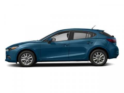 2018 Mazda Mazda3 5-Door Sport Miles 0Color Eternal Blue Mica Stock 185595 VIN 3MZBN1K78JM27