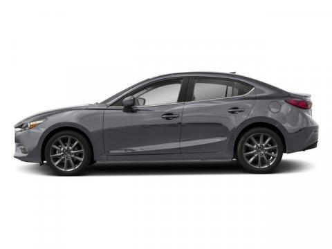 2018 Mazda Mazda3 4-Door Touring Miles 5Color Machine Gray Metallic Stock SM0567 VIN 3MZBN1V