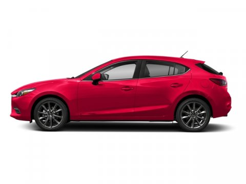 2018 Mazda Mazda3 5-Door Touring Miles 0Color Soul Red Metallic Stock 185600 VIN 3MZBN1L36JM