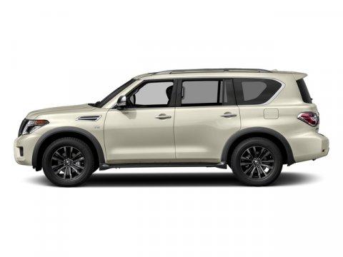 2018 Nissan Armada Platinum Miles 0Color Pearl White Stock N18327 VIN JN8AY2NE5J9734535