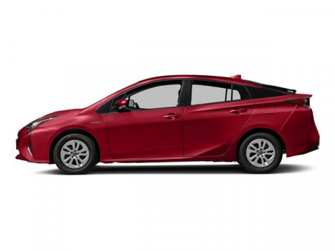 2018 Toyota Prius Two Miles 0Color Hypersonic Red Stock 6077490 VIN JTDKBRFU6J3077490