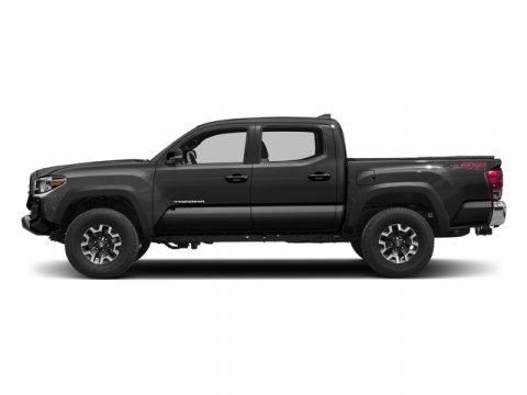 2018 Toyota Tacoma TRD Off Road Miles 0Color Magnetic Gray Metallic Stock 6153084 VIN 5TFCZ5