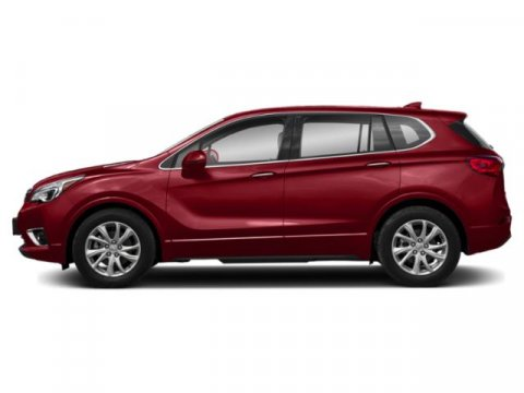 2019 Buick Envision Essence Miles 1Color Chili Red Metallic Stock 95898 VIN LRBFX2SA1KD00624