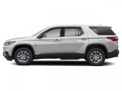 2019 Chevrolet Traverse LS Miles 0Color Silver Ice Metallic Stock TV9124 VIN 1GNEVFKW4KJ2052