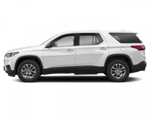 2019 Chevrolet Traverse LS Miles 0Color Summit White Stock TV9059 VIN 1GNERFKW5KJ124110