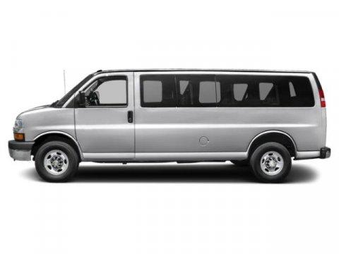 2019 Chevrolet Express Passenger LT Miles 3Color Silver Ice Metallic Stock K1202781 VIN 1GAZ