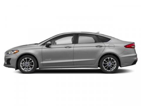 2019 Ford Fusion Hybrid SE Miles 0Color Ingot Silver Metallic Stock KR156955 VIN 3FA6P0LU9KR