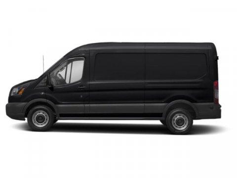 2019 Ford Transit Van T-250 148 Med Rf 9000 GVWR Sliding Miles 0Color Shadow Black Stock T9-07