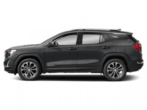 2019 GMC Terrain Denali Miles 0Color Graphite Gray Metallic Stock 96284 VIN 3GKALXEX3KL25529