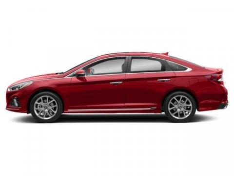 2019 Hyundai Sonata Sport Miles 3Color Scarlet Red Stock H9036 VIN 5NPE3