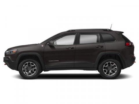2019 Jeep Cherokee Latitude Plus Miles 3Color Granite Crystal Metallic Clearcoat Stock 19-293
