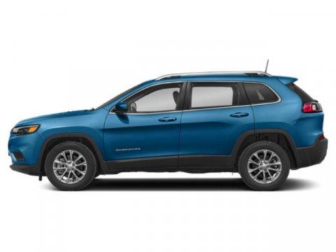 2019 Jeep Cherokee Trailhawk Miles 3Color Hydro Blue Pearlcoat Stock 19-298 VIN 1C4PJMBX4KD3