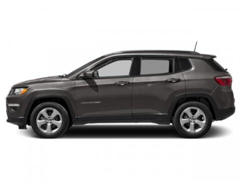 2019 Jeep Compass Altitude Miles 2Color Granite Crystal Metallic Clearcoat Stock 19CP348 VIN