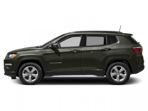 2019 Jeep Compass Latitude Miles 2Color Olive Green Pearlcoat Stock 19CP349 VIN 3C4NJDBB4KT6