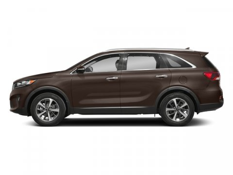 2019 Kia Sorento LX Miles 5Color Dragon Brown Stock SB19170 VIN 5XYPG4A37KG522647