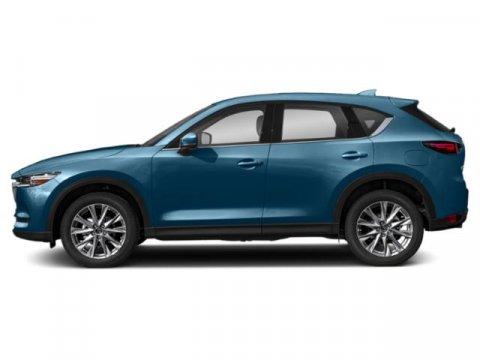 2019 Mazda CX-5 Grand Touring Miles 0Color Eternal Blue Mica Stock 195100S VIN JM3KFBDM2K151