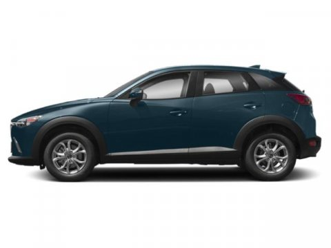 2019 Mazda CX-3 Sport Miles 6846Color Deep Crystal Blue Mica Stock SM0568A VIN JM1DKFB70K041