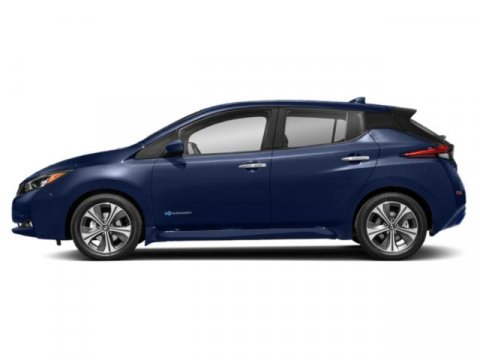 2019 Nissan LEAF SV Miles 0Color Deep Blue Pearl Stock VC64035 VIN 1N4AZ1CP4KC306280