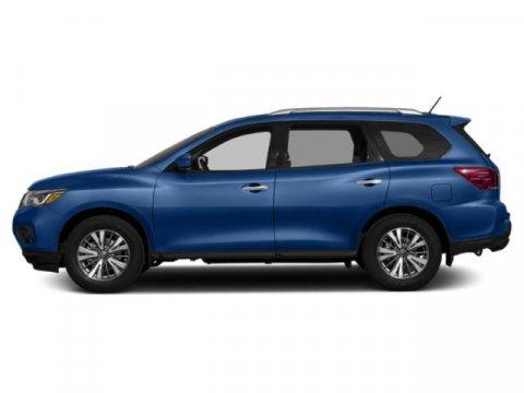 2019 Nissan Pathfinder S Miles 0Color Caspian Blue Metallic Stock N19148 VIN 5N1DR2MM6KC6020
