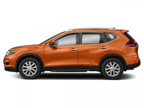 2019 Nissan Rogue SV Miles 0Color Monarch Orange Metallic Stock N19162 VIN JN8AT2MV9KW370557