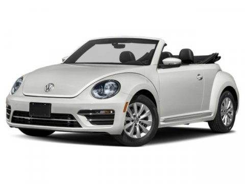 2018 Volkswagen Beetle Convertible S