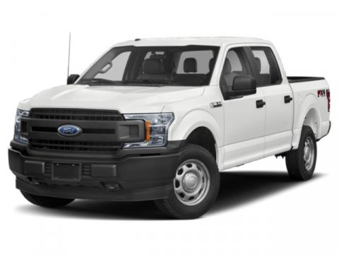 NEW 2019 FORD F-150 XL CREW CAB PICKUP TRUCK #611029