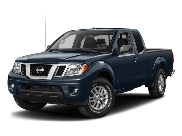 2017 NISSAN Frontier Extended Cab Pickup
