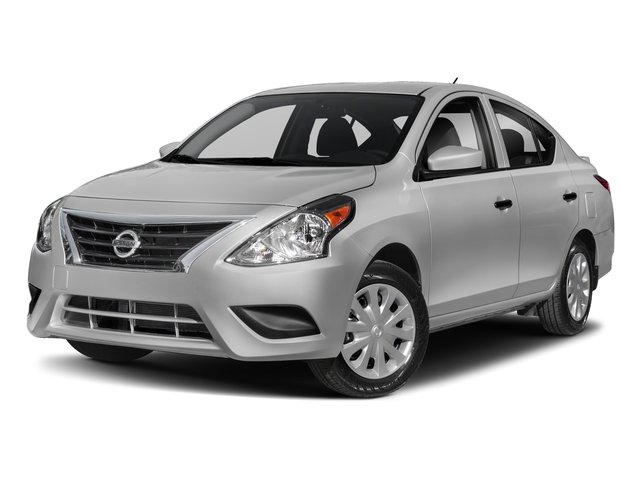 2018 NISSAN Versa Sedan 4dr Car