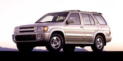 1999 INFINITI QX4 Sport Utility