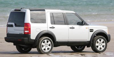 2006 LAND ROVER LR3 Sport Utility