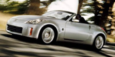 Click to view full image [2006 NISSAN 350Z Convertible]