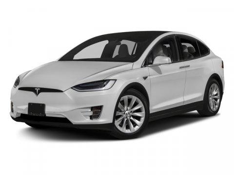 2016 TESLA Model X Sport Utility