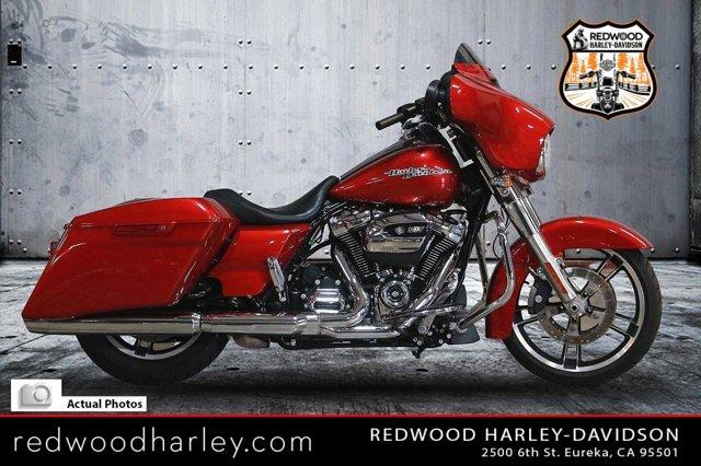 2019 Harley-Davidson Street Glide [8]
