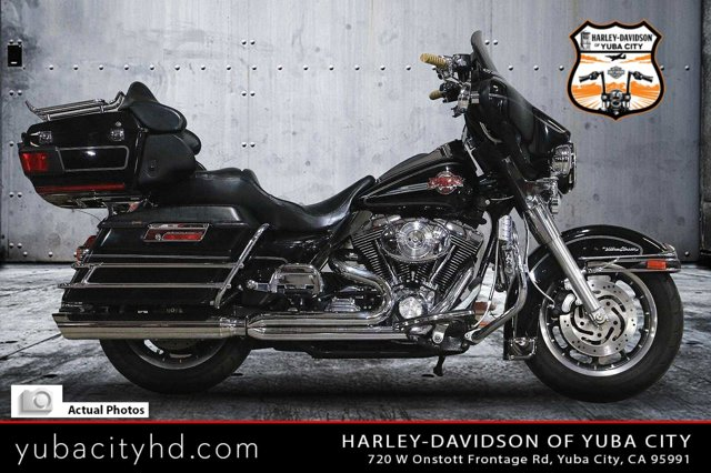 2006 Harley-Davidson FLHTCUI [6]