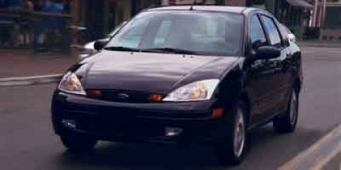 2001 Ford Focus [2]