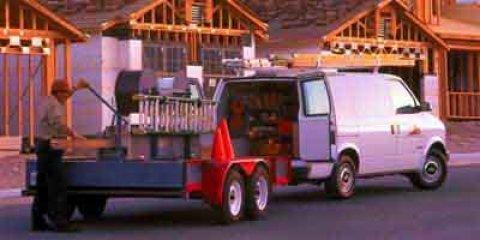 2000 Chevrolet Astro Cargo Van [17]