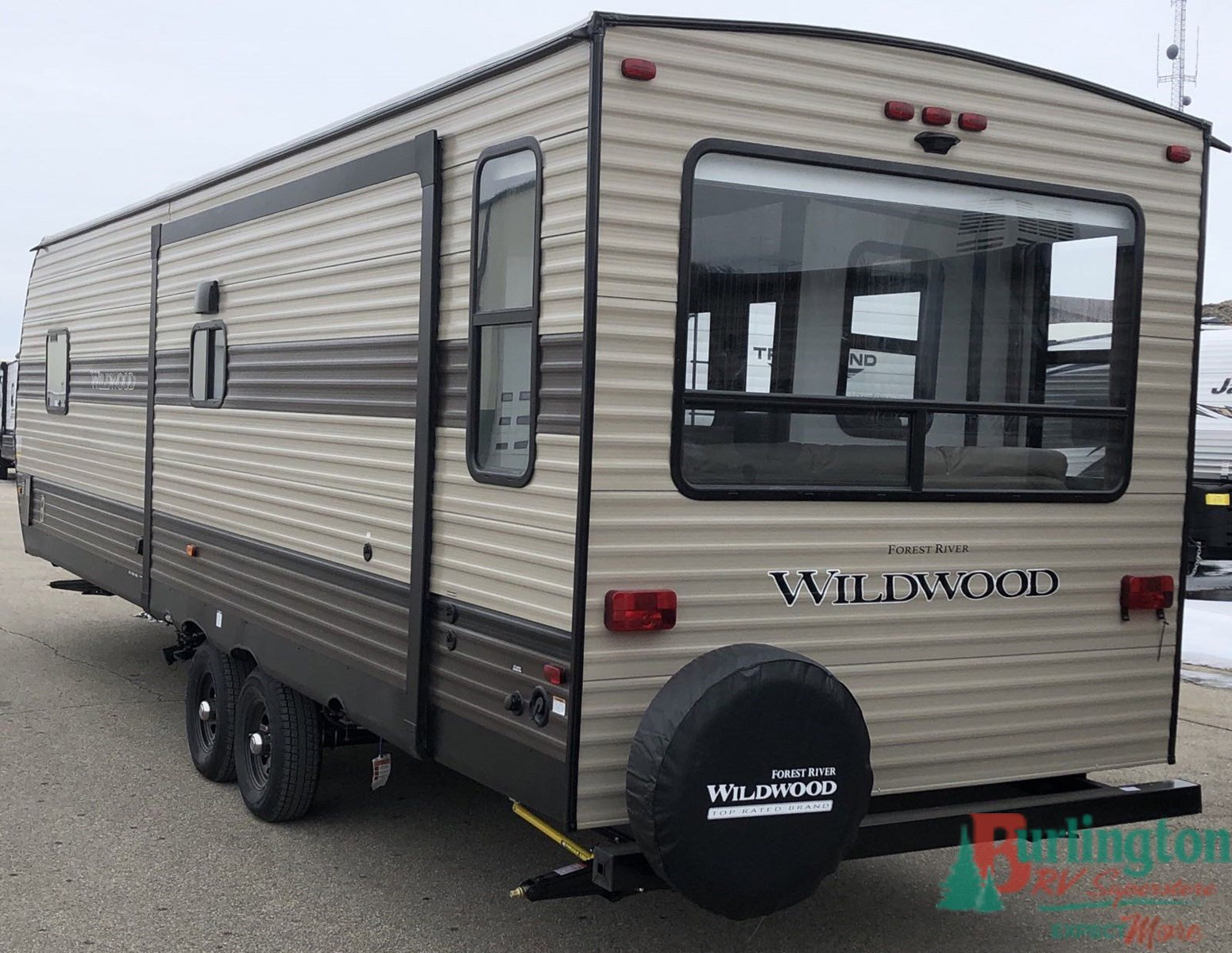 2019 Forest River Wildwood 27RE Thumbnail