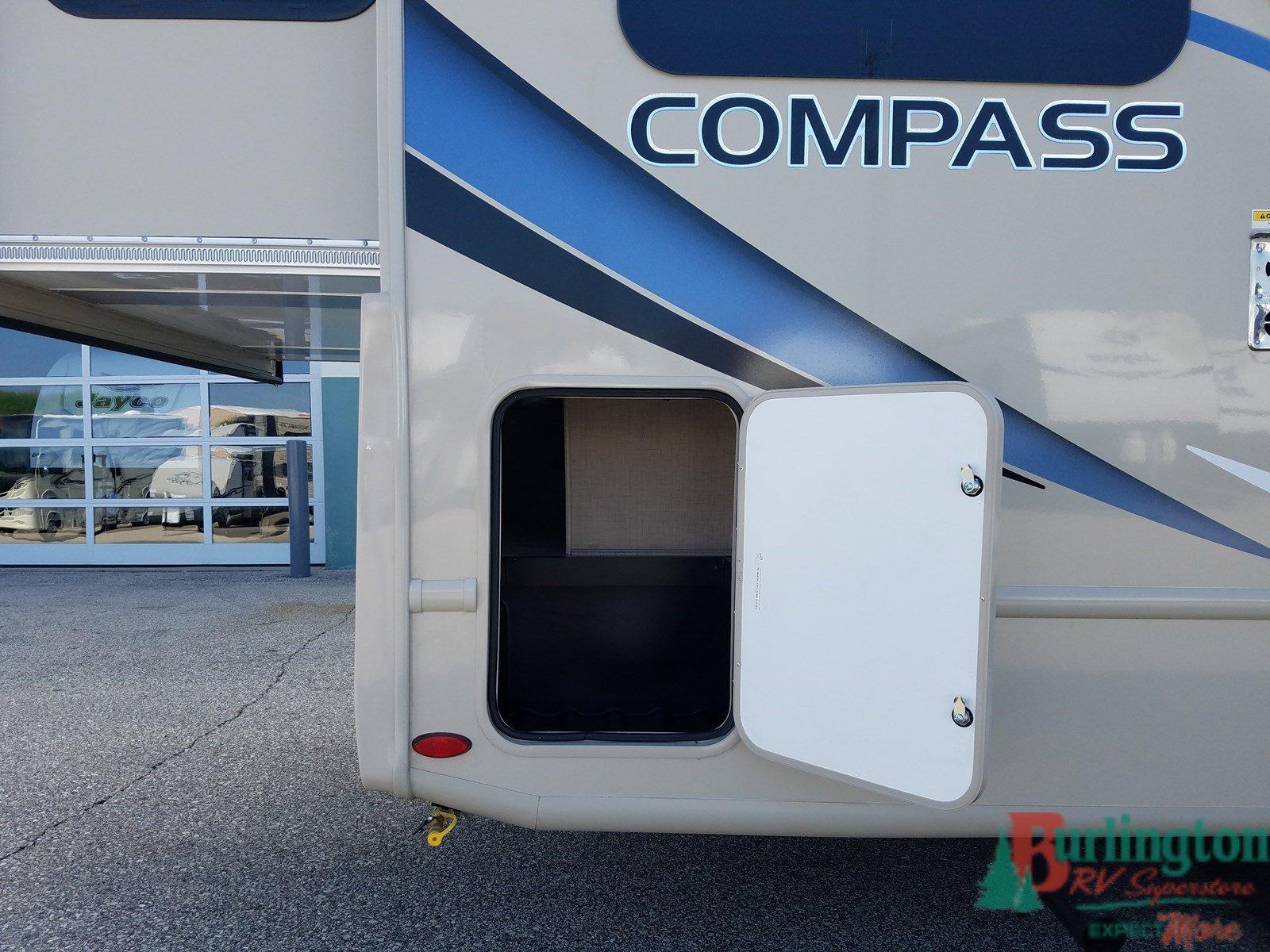 2019 Thor Motor Coach Compass 23TR Thumbnail