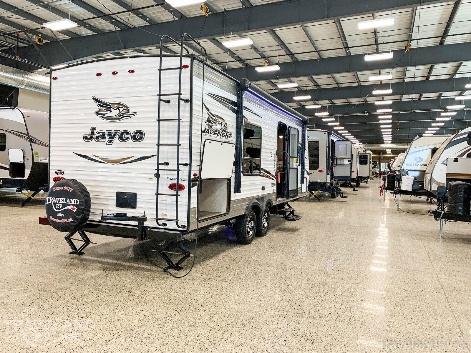 2018 Jayco Jayflight Rocky Mountain 232RBW Thumbnail